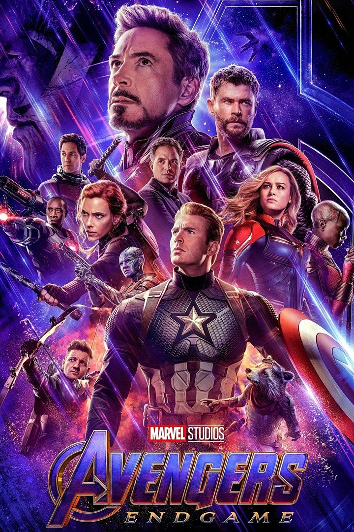 Starlite Drive In Movies - AVENGERS: ENDGAME image