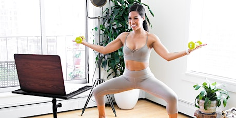 Holiday Workout Series with Jessica Rae x Decathlon USA tickets