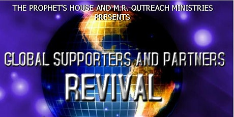 Global Supporters and Partners Revival tickets