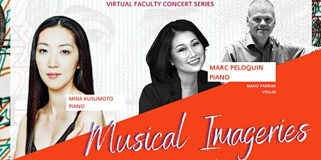 FACULTY CONCERT SERIES | Musical Imageries tickets