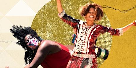 Afro Dance & Heal w/ Mandjou & Uzo tickets