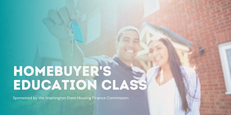 Homebuyer's Education Workshop sponsored by the WSHFC tickets