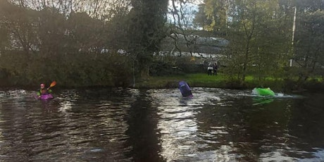 Level 5 paddling sessions tickets