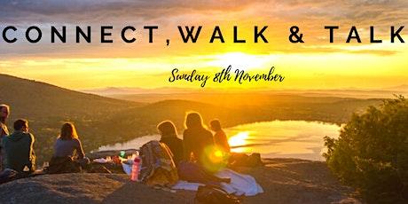 Free Connect, Walk & Talk tickets