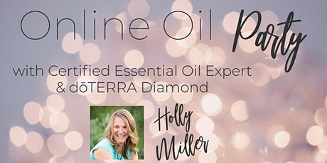 Essential Oil Education with Certified Expert tickets