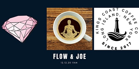 Flow and Joe at Kings Coast Coffee tickets