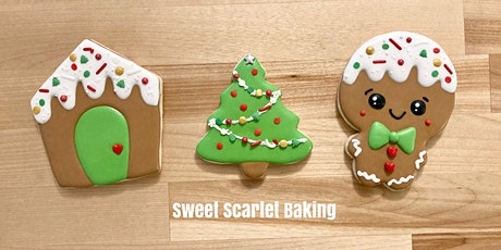 Christmas2 Adult & Child Cookie Decorating Class
