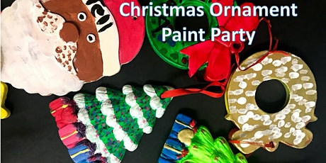 Christmas Ornament Paint Party tickets