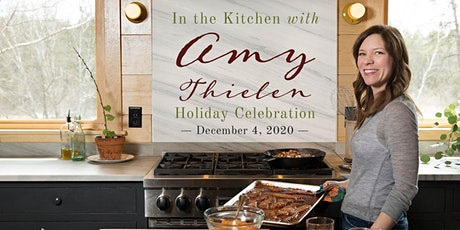 In the Kitchen with Amy Thielen: A Holiday Celebration! tickets
