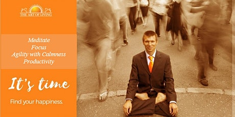 Better Focus through SKY Breathing Meditation tickets