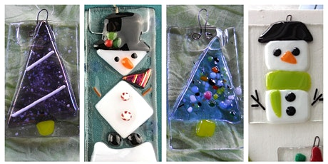 Snowman and Christmas Tree Ornament Workshop tickets