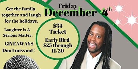 A Komedy Affair w/ the HBP Foundation - Presents Comedian Spike Davis tickets