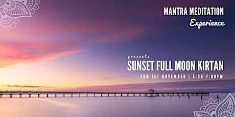 Sunset Beachside Kirtan - Sandgate tickets