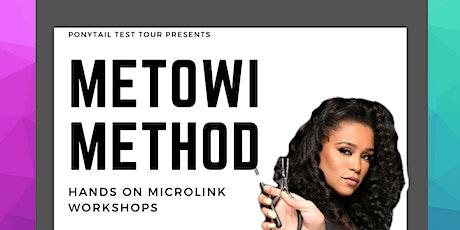 Ponytail Test Tour Presents [ATL] Metowi Method Microlink Workshop tickets