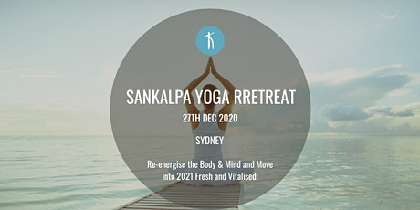 Sankalpa Yoga Retreat tickets