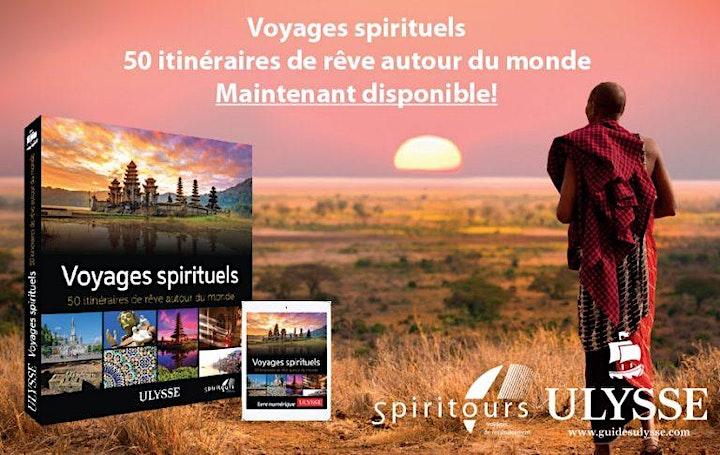 """Image de ¨Pèlerinage virtuel """" Le chemin des grands sanctuaires du Québec """""""