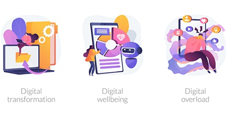 The New Leadership Challenge: Digital Well-Being and Wellness for Leaders tickets