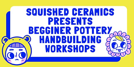 December 3 Week Tuesday Night Hand Building Pottery Work Shop tickets