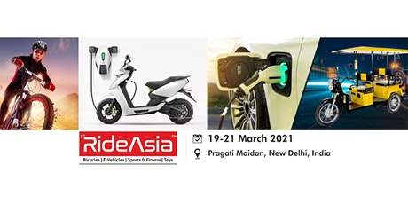 RideAsia 2021 Bicycle, Electric-Vehicles, Sports Fitness & Ride-Ons tickets