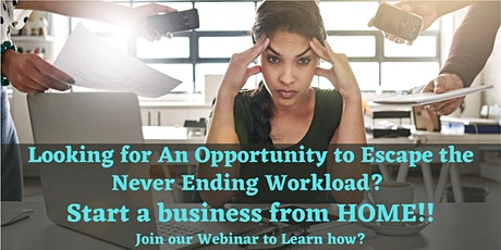 Homepreneur Webinar tickets
