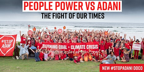 PEOPLE POWER VS ADANI: The fight of our times tickets