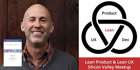 Product Leadership is Hard: Marty Cagan Launches his New Book Empowered! tickets