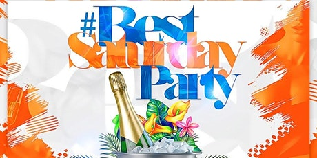 BestSaturdayParty @ Taj II – A Brunch to Dinner Party • Everyone FREE! tickets