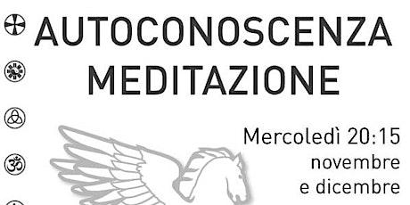 Corso di autoconoscenza e meditazione tickets