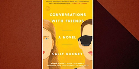 Book Review & Discussion : Conversations with Friends tickets