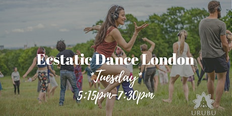 Tue,5:15pm-7:30pm Ecstatic Dance London: Outdoor Movement Class tickets