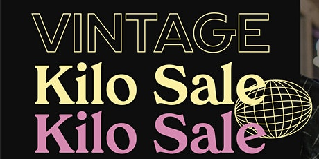 BeThrifty Vintage Kilo Pop Up Store | DESIGNHALLE Graz Tickets
