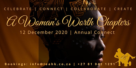 A Woman's Worth Chapters | Annual Connect tickets