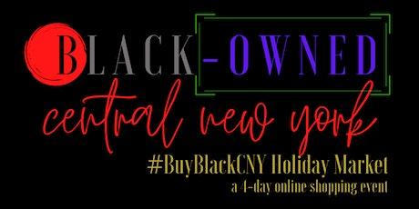 #BuyBlackCNY Holiday Market tickets