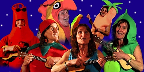 Online Family Singing & Movement Session tickets