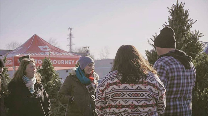2020 FREE  Family Christmas Tree Farm image