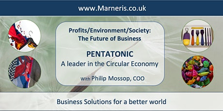 Profits/Environment/Society: The Future of Business tickets
