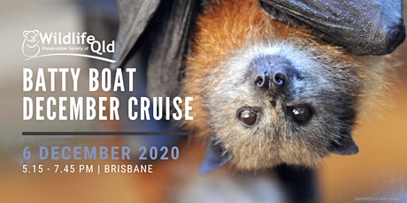 Batty Boat December Cruise tickets