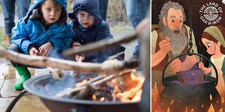 Storytelling, campfire, s'mores & sparklers! tickets