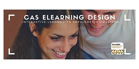 Online Info-Abend CAS E-Learning Design 2021 Tickets