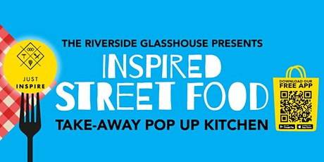 POP UP STREET FOOD KITCHEN - CLICK & COLLECT - JEPSHON GARDENS tickets