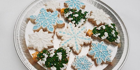 Winter Wonderland Cookie Class! tickets