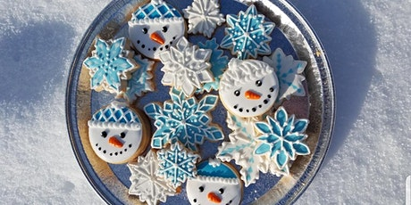 Snowflakes and Snowmen Cookie Class!! tickets