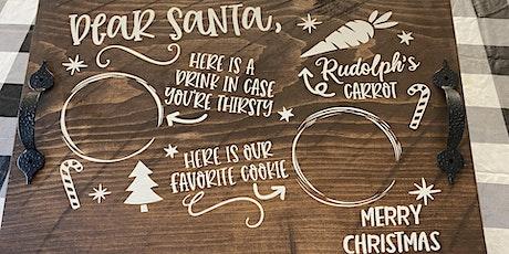 Santa's Tray with Jen tickets
