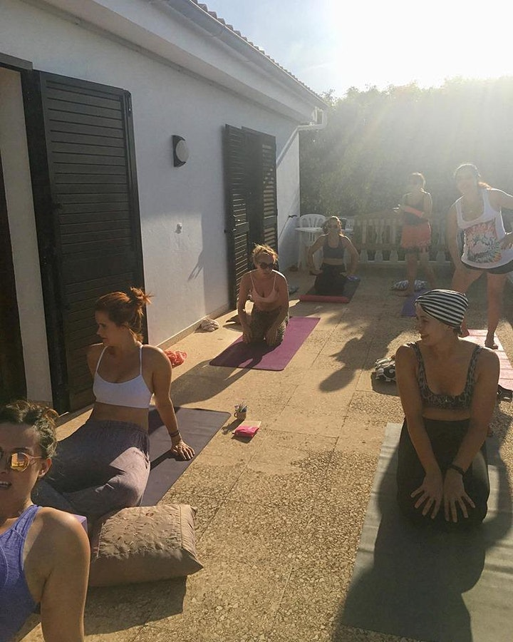 YOGA HOLIDAY, IBIZA - Sept '21 - PCR TESTS INCLUDED, LAST MIN OFFER! image