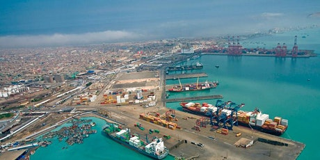 EW on Invest. Strategies for Green / Brown Field Ports Proj, 12-13 Oct21SG tickets