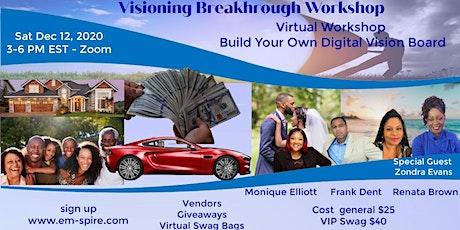Visioning Breakthrough Workshop tickets