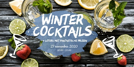 Winter Cocktail Workshop tickets