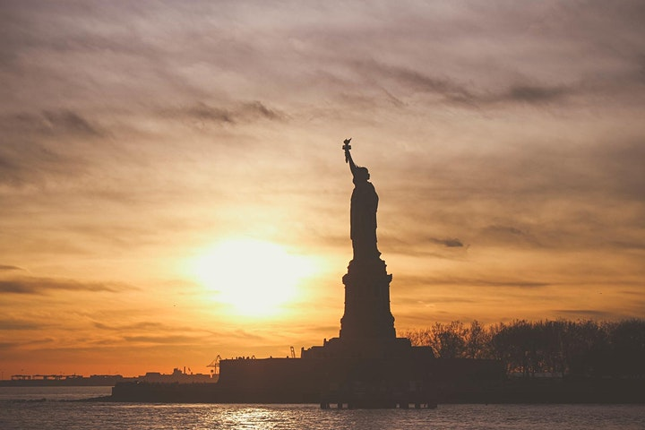 Statue of Liberty and Ellis Island Ferry Ticket Only From New Jersey image