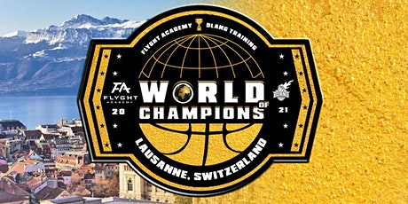 World of Champions Basketball Tournament billets