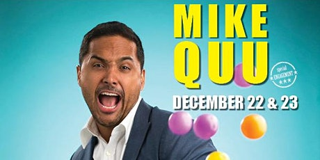 Mike Quu: Full Throttle Comedy Tour Live in Naples, Florida tickets